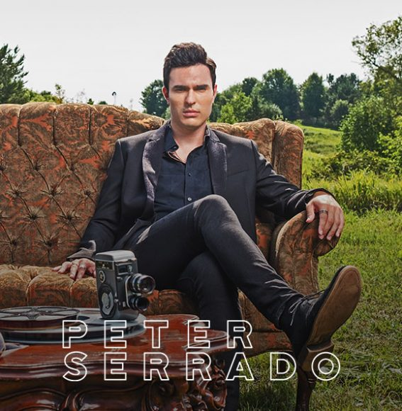 Peter Serrado - MDC Music Cover