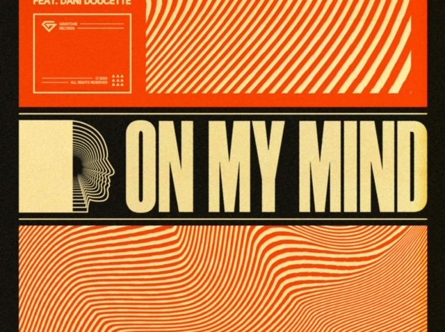 On My Mind - Cover Picture